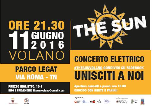 Immagine biglietto the sun