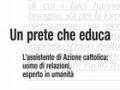 Un prete che educa