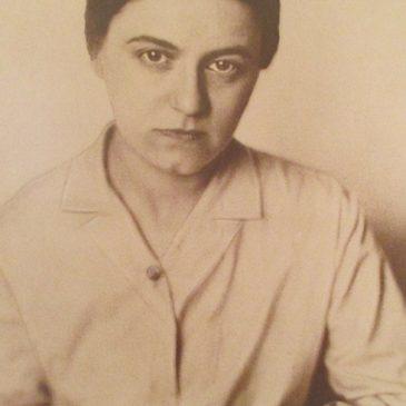 Edith Stein, donna caparbia e di pace